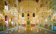 The Grand Kremlin Palace and the the Palace of the Facets