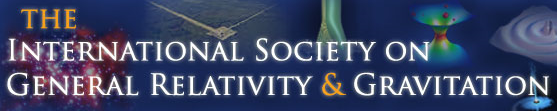 The International Society on General Relativity & Gravitation